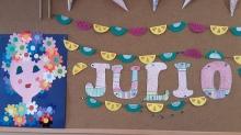 Julio mes de cumpleaños © Centro Residencial Virgen de la Victoria